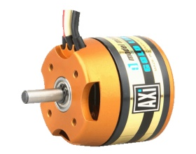 AXI 4120/18 GOLD - Model Motors