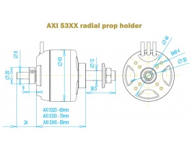 AXI 5330/18 GOLD - Model Motors
