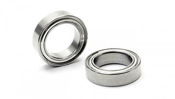 BALL BEARING 10x16x5mm 1016ZZ 1Pcs-HPI RCB101605