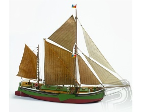 WILL EVERARD barka 1:67 KIT - Billing Boats