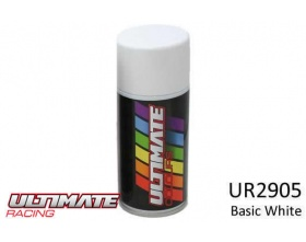 BASIC WHITE Spray 150ml UR2905  - Ultimate Racing