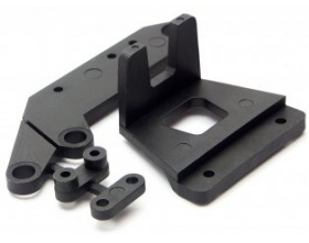 BATTERY HOLDER SET (FOR STICK & SADDLE)MOCOWANIE BATERII-HPI 85010