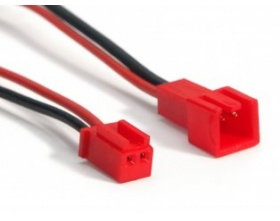 BATTERY WIRES with PLUG MICRO RS4-HPI1081