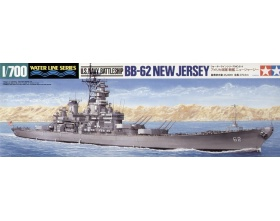 BB-62 New Jersey 1:700 | Tamiya 31614