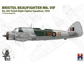 BEAUFIGHTER Mk.VIF 307 1:72 - HOBBY 2000 72003