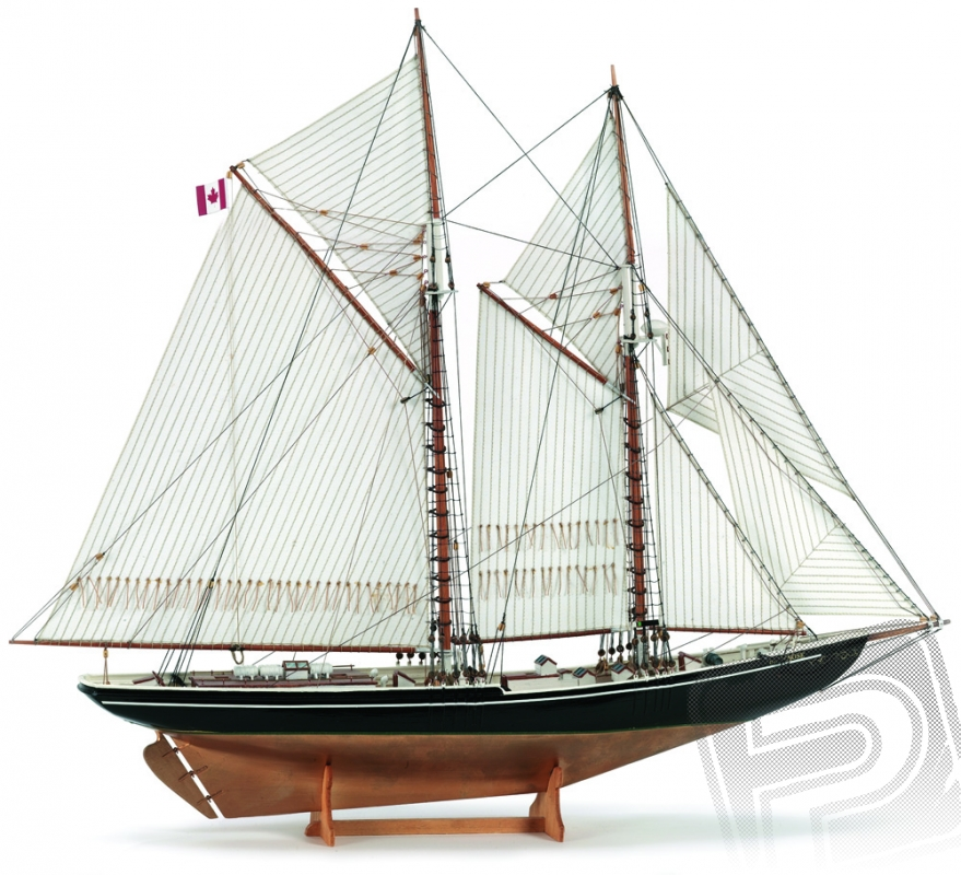 BLUENOSE II szkuner 1:100 KIT - Billing Boats