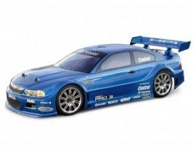 BMW M3 GT BODY (190mm) w barwach Drift Masters - 7352 HPI