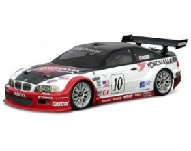 BMW M3 GT BODY (200mm)-HPI 7452