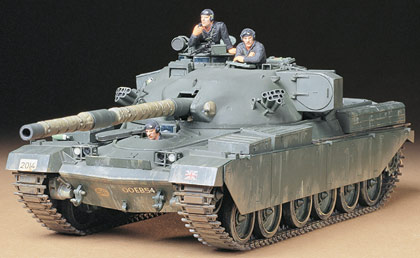 British Chieftain Mk.5 Tank 1:35 | Tamiya 35068