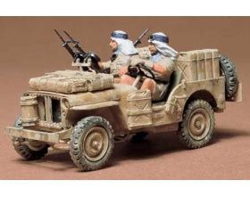 British Jeep SAS 1:35 | Tamiya 35033