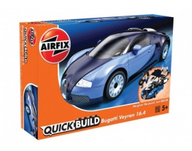 BUGATTI VEYRON QUICK BUILD | Airfix 6008
