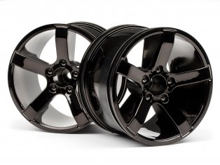 BULLET MT WHEELS 2 szt.-HPI 101309