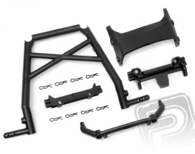 Centre roll bar set Baja 5B - 85440 HPI