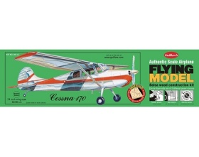 Cessna 170 610mm - 302 LC Guillow