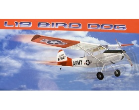 Cessna L-19 Bird Dog 1016mm - 1804 - DUMAS