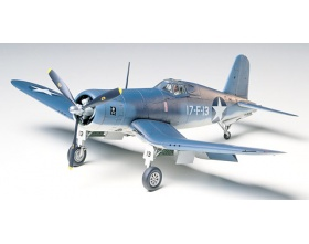Chance Vought F4U-1/2 Bird Cage Corsair 1:48 | Tamiya 61046