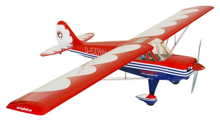 Christen Husky (2030mm) ARF - SEA180 Seagull