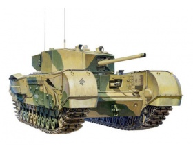 CHURCHILL MK III 1:35 | AFV Club 35153