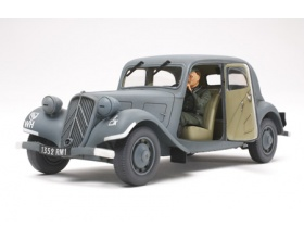 Citroen Traction 11CV - Staff Car 1:35 | Tamiya 35301