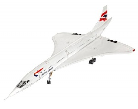 Concorde British Airways 1:72 | Revell 04997
