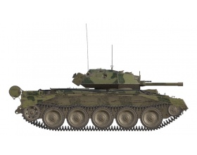 Crusader III WORLD OF TANKS 1:35 | Italeri 36514