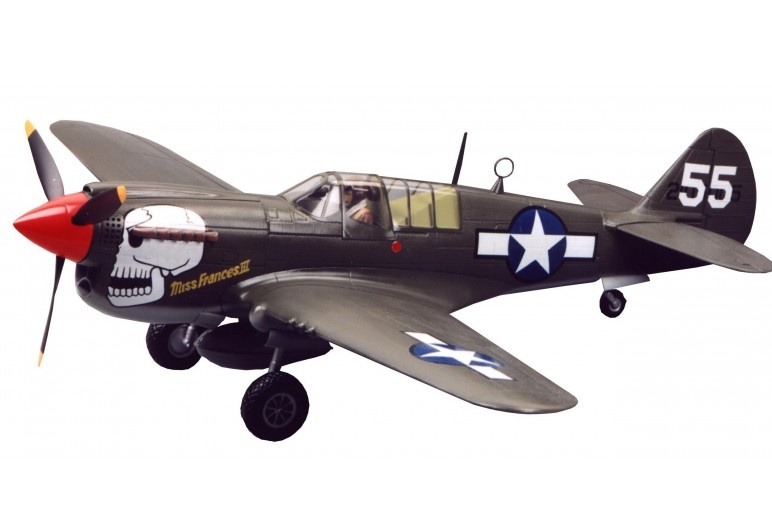 CURTISS P-40N WARHAWK ARF FSK