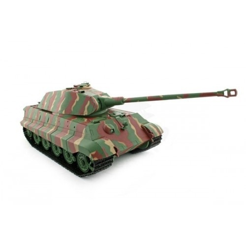 German King Tiger czołg 1:16 BASIC | 3888 HENG LONG