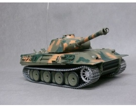Czołg German Panther 2,4GHz 1:16 - 3819-1 Heng Long