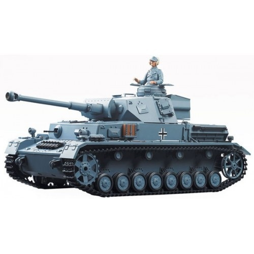 Czołg German Panzer IV ausf. F2 1:16 - 3859-1 Heng Long