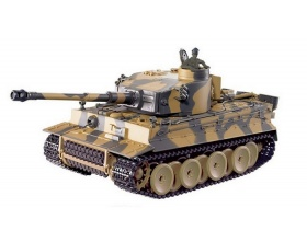 Czołg GERMAN TIGER ASG RTR 1:24