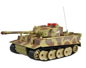 Czołg GERMAN TIGER RTR 1:24