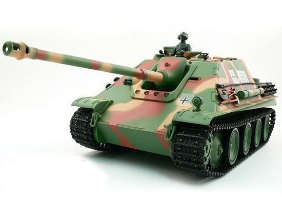 Czołg Jagdpanther 1:16 BASIC - 3869 HENG LONG