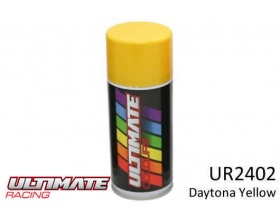 DAYTONA YELLOW Spray 150ml UR2402  - Ultimate Racing