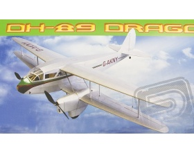 deHAVILLAND DH-89 DRAGON RAPIDE 1067mm - 1815 - DUMAS