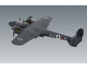 Do 17Z-10, WWII German Night Fighter 1:48 | ICM 48243
