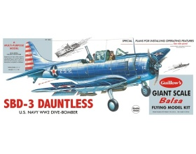Douglas SBD-3 Dauntless 794mm - 1003 Guillow