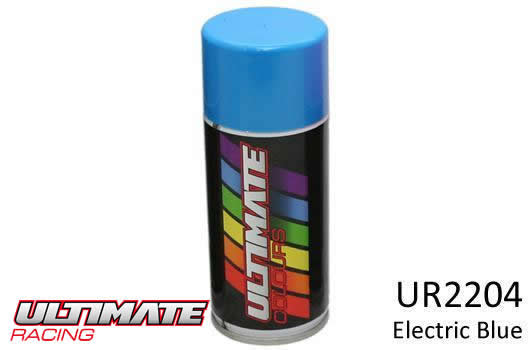 ELECTRIC BLUE Spray 150ml UR2204  - Ultimate Racing