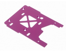 Engine Plate 2.5mm (purple) | Savage - 86069 HPI