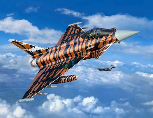 Eurofighter Bronze Tiger 1:48 | Revell 03949