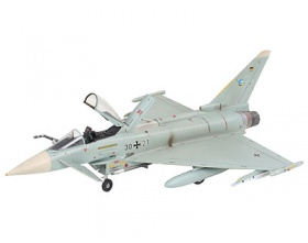 Eurofighter TYPHOON single seater 1:72 | Revell 04317
