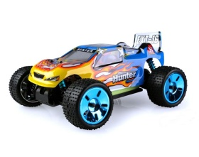 EXT-16 PRO (HSP Hunter) 1:16 Brushless 2,4GHz - HI4183BL Himoto