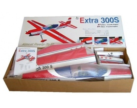 Extra 300S (1600mm) ARF - BH021 Black Horse