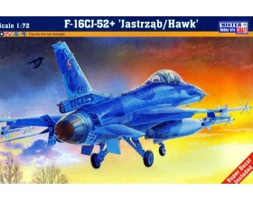 F-16 CJ-52+ JASTRZĄB - 041168 MISTER CRAFT
