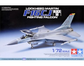 F-16CJ Block 50 1:72 | Tamiya 60786