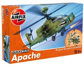 APACHE QUICK BUILD | Airfix 6004