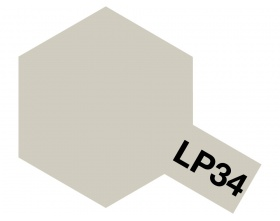Farba LP-34 LIGHT GRAY 10ml - Tamiya 82134