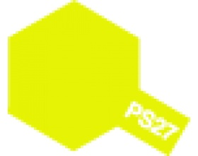 PS-27 FLUORESCENT YELLOW - 86027 Tamiya