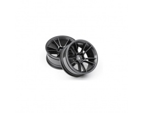 Felga 26mm Gun Metal 2szt. - HPI 107140