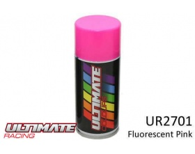FLUORESCENT PINK Spray 150ml UR2701  - Ultimate Racing