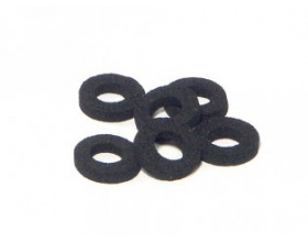 FOAM WASHER 5x10x2mm (6 pcs)-HPI 6158